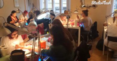 Egy nap a StudioFlash oktatóközpontban